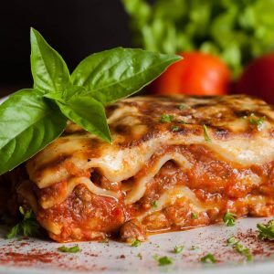 Extreme makeover: Lasagne and macaroni cheese