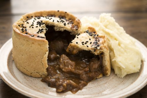 Extreme makeover: Meat pies