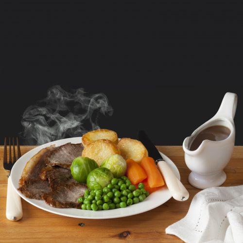 Extreme makeover: Roast dinner
