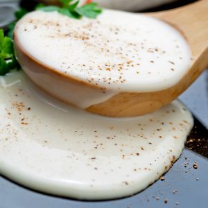 Extreme makeover: White and cheese sauces