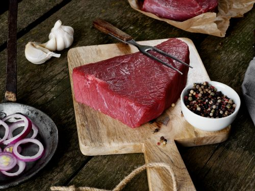 Fact or fiction: Meat rots in your gut