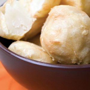 Fat-free roast spuds