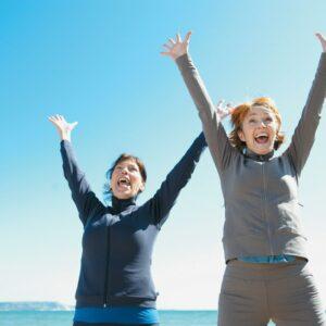 Feel fabulous over 50: Energy level and brain power