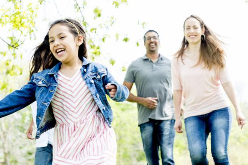 Five ways to keep your kids healthy for life!
