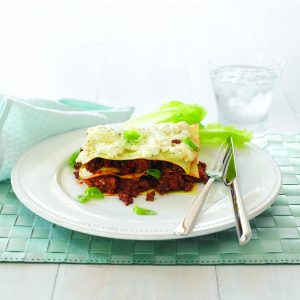 Free-form individual lasagnes
