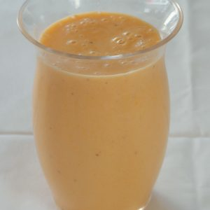 Fruit salad special smoothie