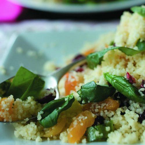 Fruity couscous