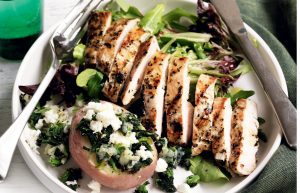 Garlic-chicken-with-spinach-and-feta-stuffed-potatoes2800x1800