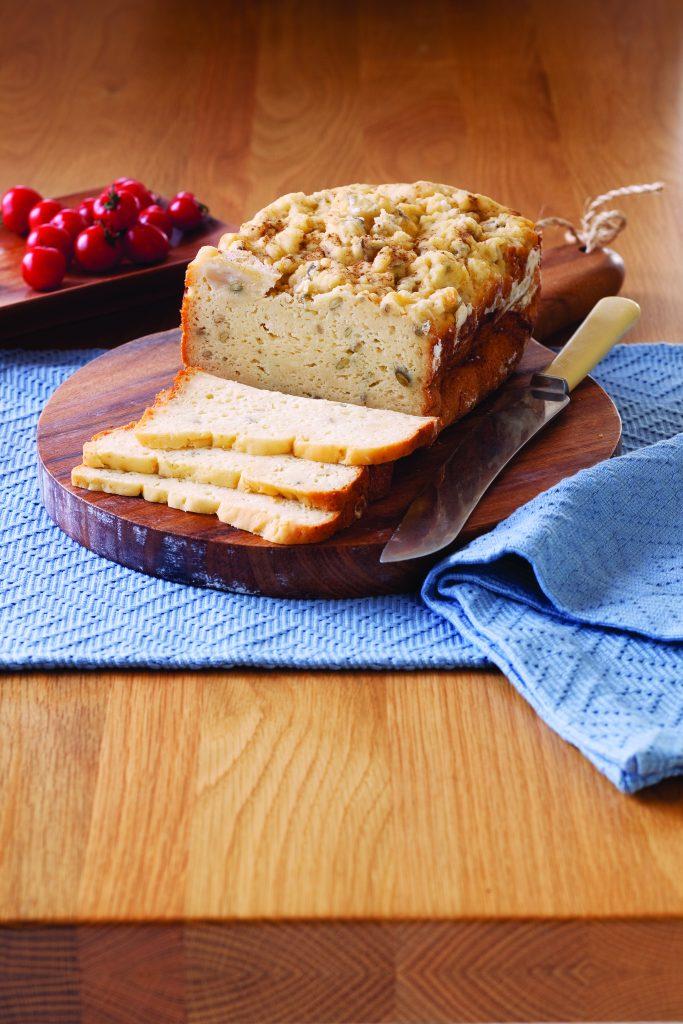 Gluten-free grain bread