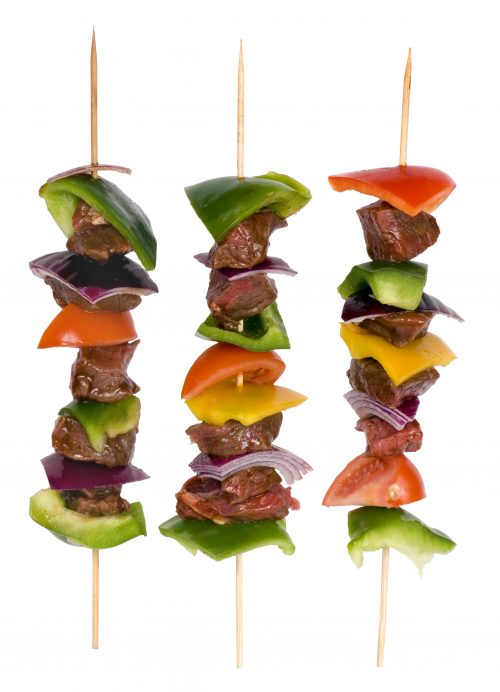 Great ideas for skewers