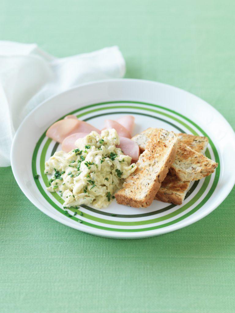 Crunchy gluten-free chicken tenders