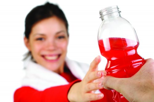 Guide to sports drinks