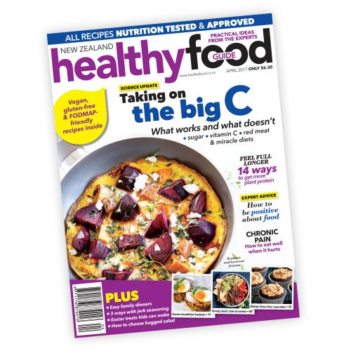 February 2018 issue 10 things we learnt healthy food guide april issue 10 things we learnt forumfinder Gallery