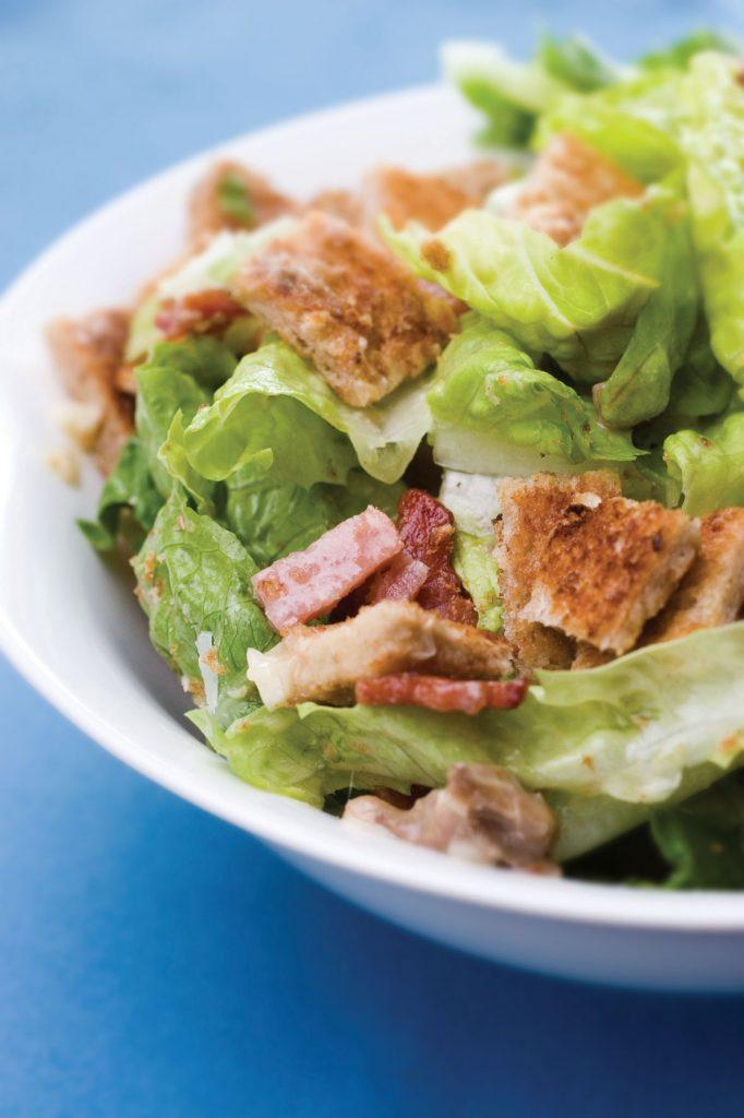 HFG Caesar salad