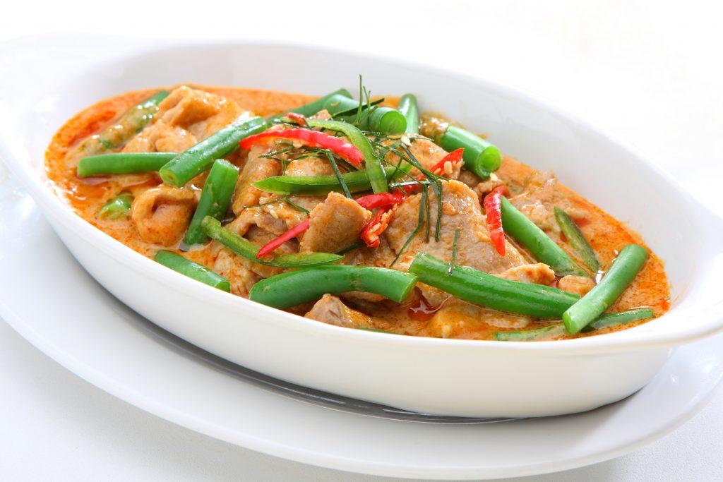 HFG Thai chicken curry