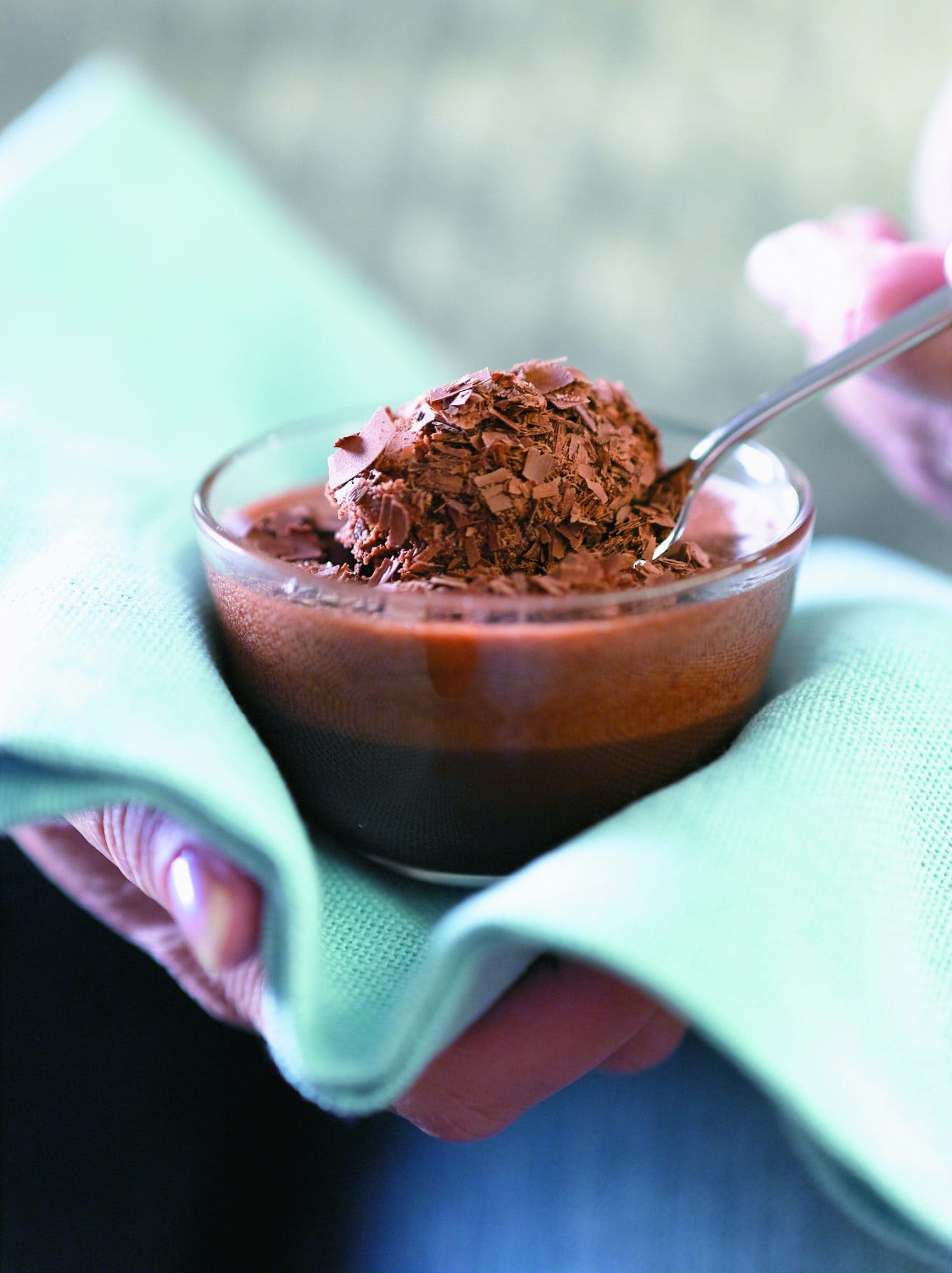 HFG chocolate mousse