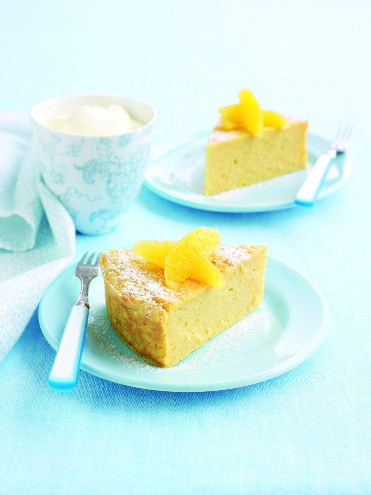 Orange And Almond Cake Nz