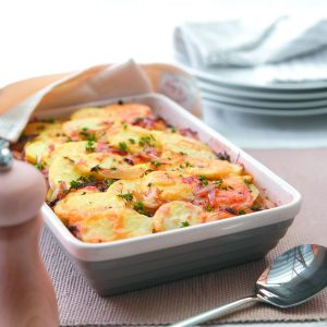 HFG potato bake