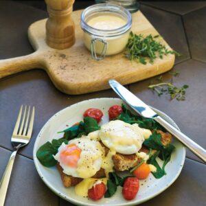 HFG reduced-fat hollandaise