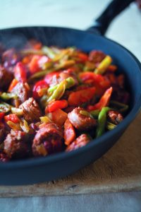 HFG sausage casserole