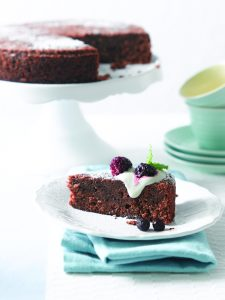 HFG ultimate gluten-free chocolate cake