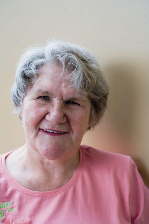 Health assessment: Margaret