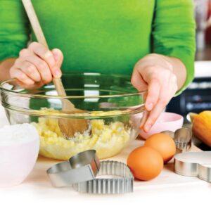 Healthy baking basics