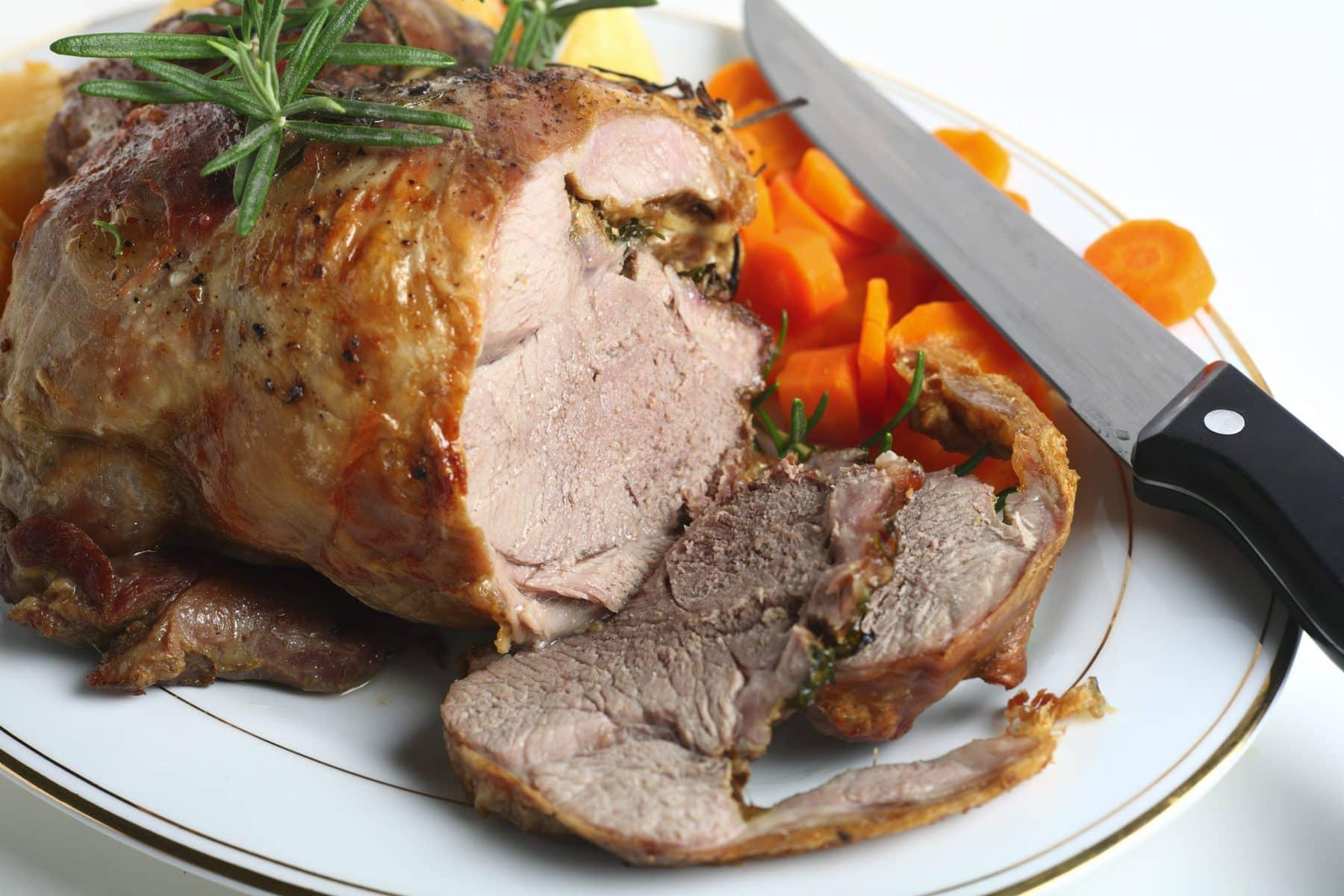 roast lamb cooking instructions