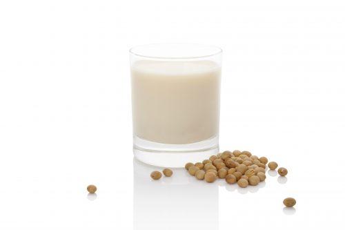 How do they produce soy milk?
