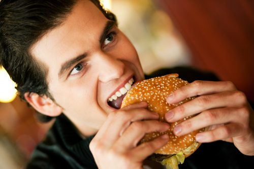 How to turn around a fussy eater: Adults