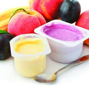 How do they make yoghurt?