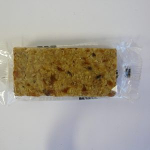 How much energy is in that snack bar?