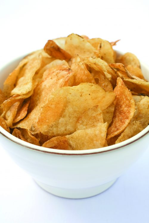 How to choose chips and crisps