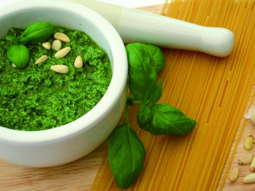 How to choose pesto