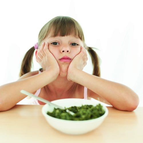 How to turn around a fussy eater: Kids