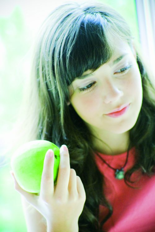 How to turn around a fussy eater: Teens