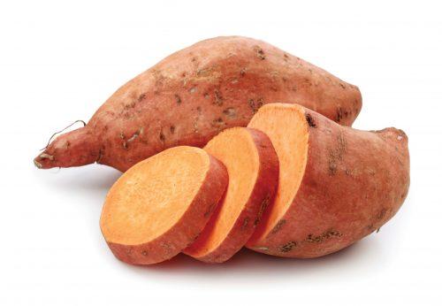 In season August: Kumara, navel oranges