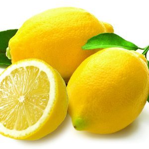 In season late winter: Lemons