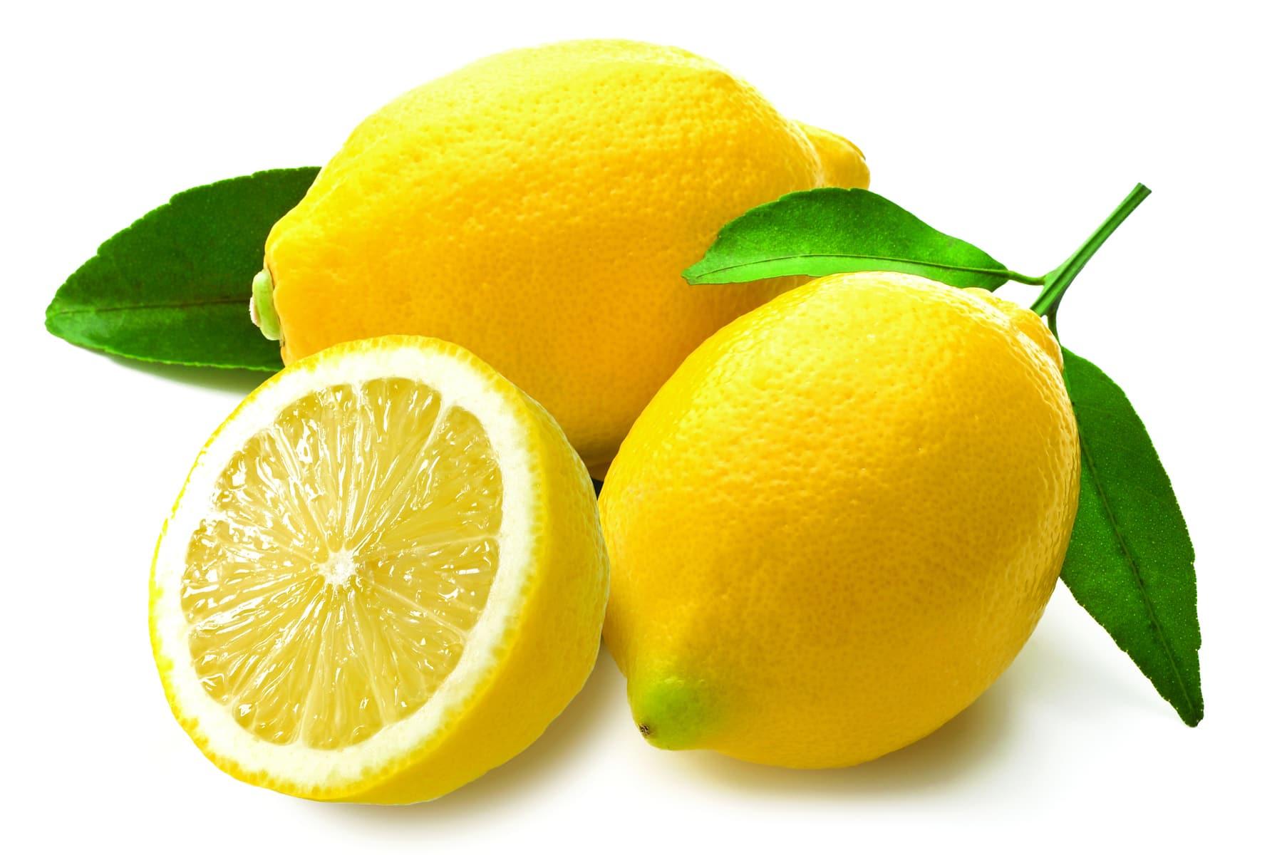 In season late winter: Lemons - Healthy Food Guide