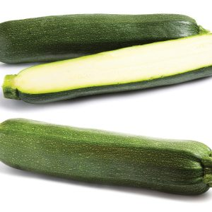 In season late summer: Courgettes, zucchinis