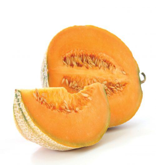In season mid-summer: Melons