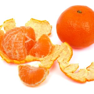 In season mid-winter: Mandarins