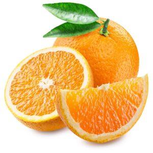 In season mid-winter: Oranges