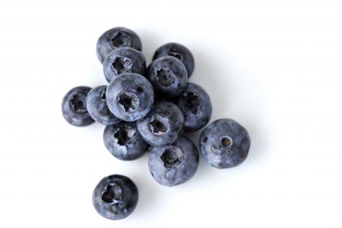 In season November: Blueberries, asparagus