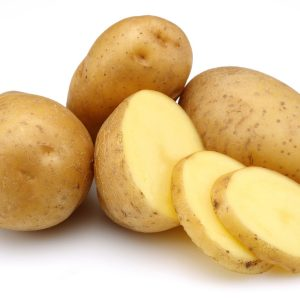 In season late spring: Potatoes