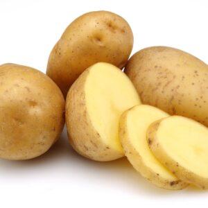 In season late spring: Potatoes