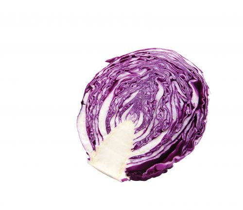 In season early spring: Cabbage