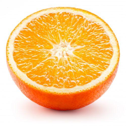 In season September: Oranges