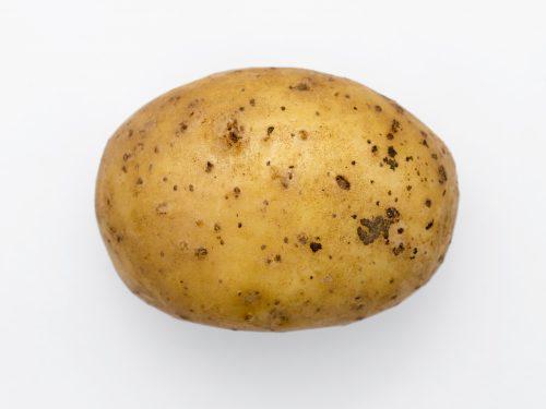 In the garden: Potatoes