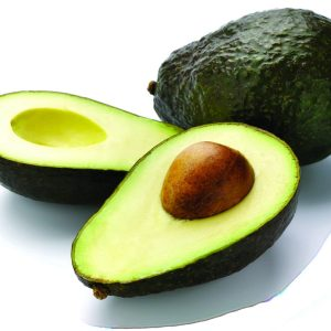 In season early summer: Avocados